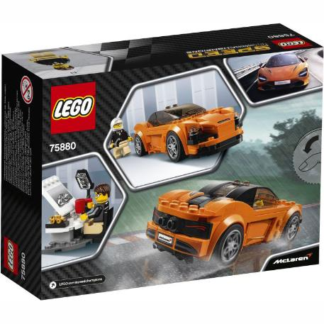 Lego Speed Champions McLaren 720s-1