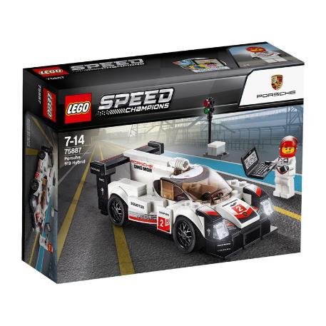 Lego Porsche 919 Hybrid-0