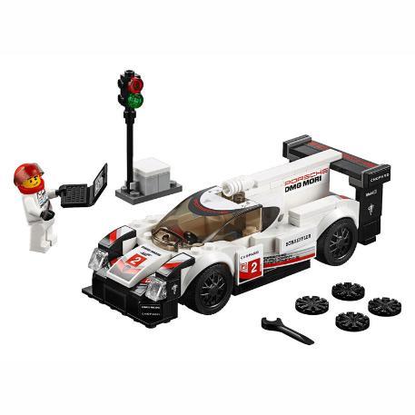 Lego Porsche 919 Hybrid-1