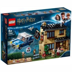 Lego Harry Potter 4 Privet Drive 75968