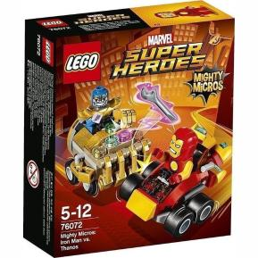Lego Super Heroes Mighty Micros: Iron Man vs. Thanos