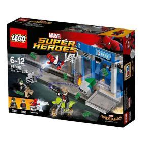 Lego ATM Heist Battle