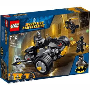 Lego Super Heroes : Batman™: The Attack Of The Talons (76110)