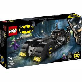 Lego Super Heroes Batmobile Pursuit Of The Joker (76119)