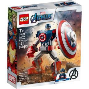 Lego Super Heroes Captain America Mech Armor 76168