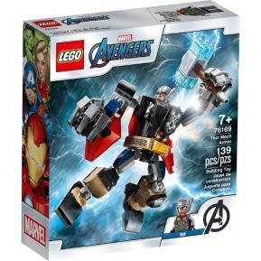 Lego Super Heroes Marvel Avengers Thor Mech Armor Set (76169)