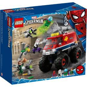 Lego Super Heroes Spider-Man's Monster Truck vs. Mysterio 76174
