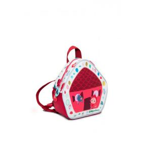 Lilliputiens Red Ridding Hood Mini Backpack
