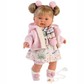 Κούκλα Llorens Alexandra Soft Body Crying Toddler 42cm