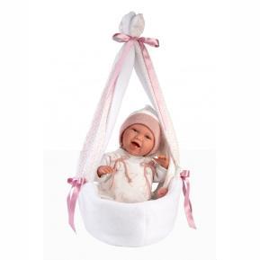 Llorens Μωρό που γελάει Mimi 42cm 74006