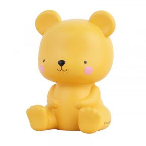 A little lovely company Φωτάκι νυκτός Little Light Bear salted caramel LLBECA44