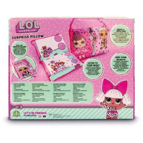L.O.L. Surprise Μυστικό Μαξιλάρι (LLD10000)-2