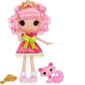 Lalaloopsy Κούκλα με Γατούλα