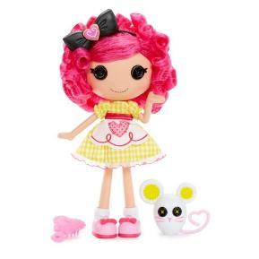 Lalaloopsy Κούκλα με Ποντικάκι