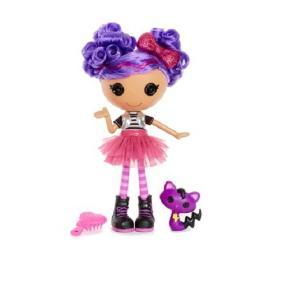 Lalaloopsy Κούκλα με Μωβ Γατούλα