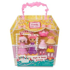 Lalaloopsy Mini Κούκλα Με Αξεσουάρ Crumbs Sugar Cookie