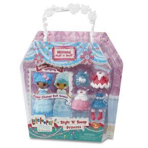 Lalaloopsy Mini Κούκλα Με Αξεσουάρ Mittens Fluff 'N' Stuff