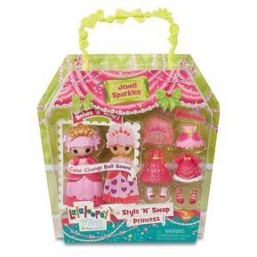 Lalaloopsy Mini Κούκλα Με Αξεσουάρ Jewel Sparkles