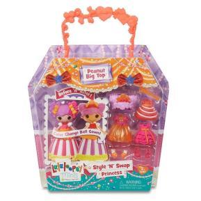 Lalaloopsy Mini Κούκλα Με Αξεσουάρ Peanut Big Top