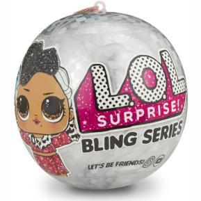 LOL Surprise Κούκλα Bling 10cm LLU58000A