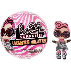Giochi Preziosi L.O.L. Surprise Κούκλα Lights Glitter (LLUA5000)