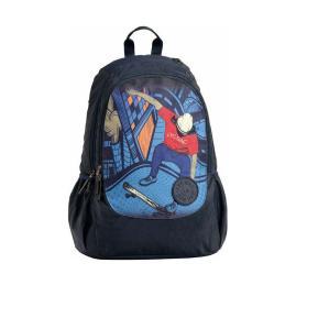 Τσάντα Δημοτικού Lycsac Skating Line 53431