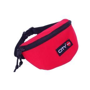 Τσαντάκι Μέσης City Lollipor Red 91974