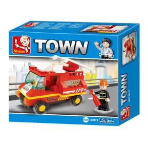 Sluban Fire Truck