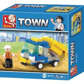 Sluban Dump Truck