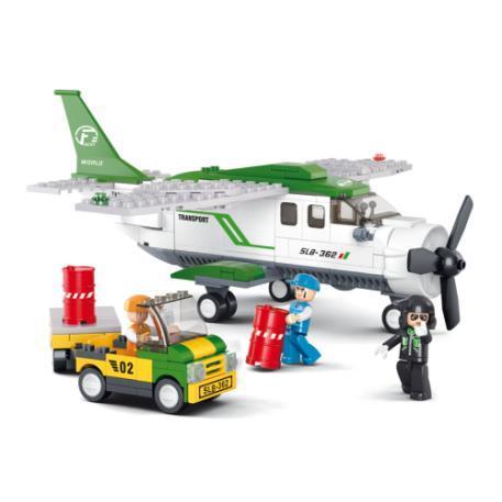 Sluban Cargo Plane-0