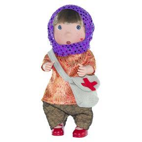 """Magic Baby Dolls """"Tilina"""" Anandi Gopal Joshi 25cm MB7108"""