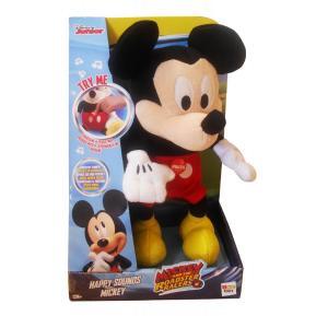 MMCH Λούτρινα με Ήχους Mickey (MKE01000)