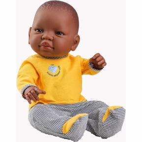 Paola Reina Bebito Aldeas Infantiles SOS Africano 45cm