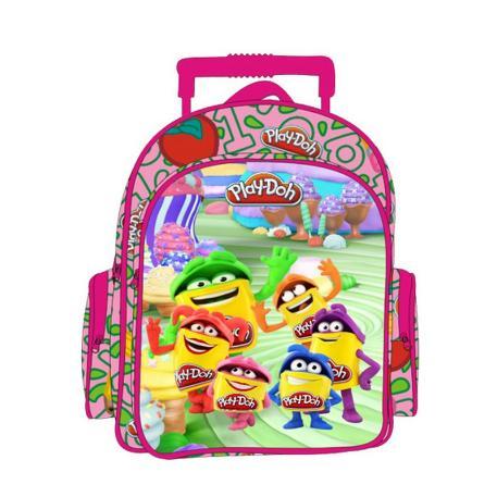 5dded984e6b Τσάντα Trolley Νηπίου Paxos Play-Doh Pink