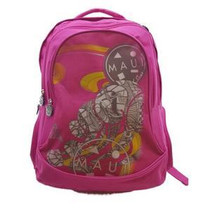 Τσάντα Δημοτικού Maui Futuristic Πλάτης Διπλή Οβάλ  157203