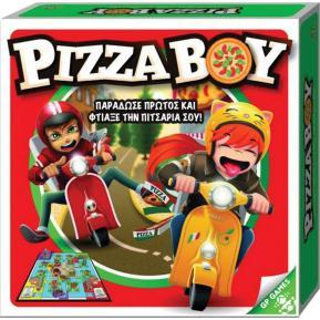 Giochi Preziosi Επιτραπέζιο Pizza Boy PBC00000