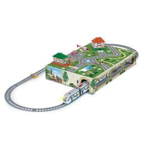 Τρένο City Metro 140x45cm (107)
