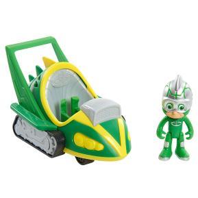 Giochi Preziosi Pj Masks Speed Booster Gekko & Gekko-Mobile (PJM60300)