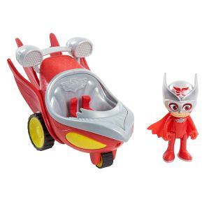 Giochi Preziosi Pj Masks Speed Booster Owlette & Owl-Glider (PJM60300)