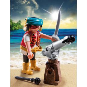 Playmobil Πειρατής με Κανόνι