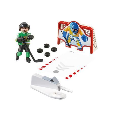 Playmobil Σετ εξάσκησης Ice Hockey-1
