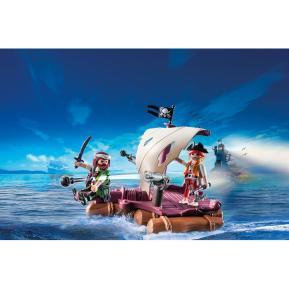 Playmobil Πειρατική σχεδία