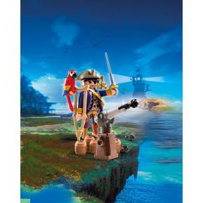 Playmobil Αρχηγός Πειρατών