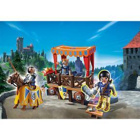 Playmobil Άλεξ και Βασιλική Εξέδρα