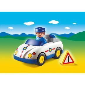 Playmobil Περιπολικό Όχημα