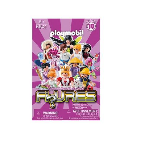 Playmobil Figures Σειρά 10 - Κορίτσι-0