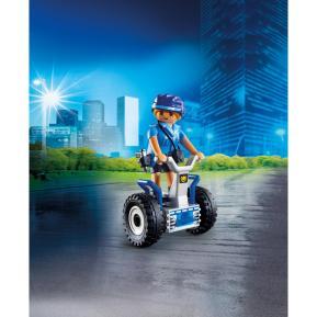 Playmobil Γυναίκα αστυνομικός με Balance Racer