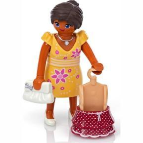 Playmobil Fashion Girl με Καλοκαιρινό Φόρεμα