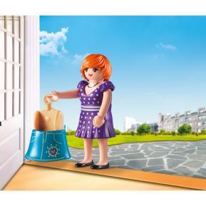Playmobil Fashion Girl με Μοντέρνο Φόρεμα