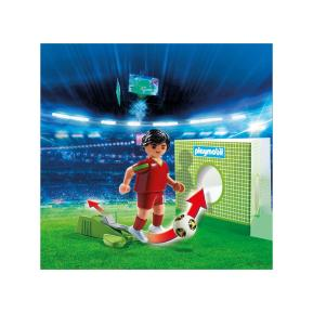 Playmobil Ποδοσφαιριστης Πορτογαλιας